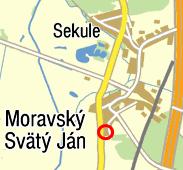 Mapa PROMONT